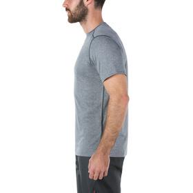Berghaus Explrr Koszulka bazowa z krótkim rękawem Mężczyźni, carbon